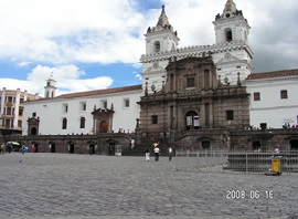 quito old city tour